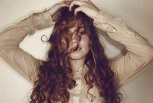 Luscious Locks and Vivid Beauty / by Jessica Berge