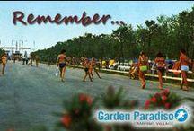 Garden Paradiso Vintage / Our first steps, Garden Paradiso memories - Wie war einmal der Garden Paradiso