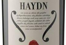 Wino - Austria - Burgenland / Austria, region Burgenland, wspaniały producent Esterhazy.