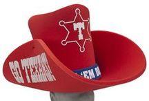 Foam Head Gear / Foam Hats and Visors