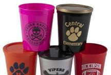 Cups / Screen Printed Cups