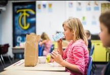 The Whole Child / Healthier students are students better equipped for learning. Here's what we've found documenting what's happening in schools in Nebraska.