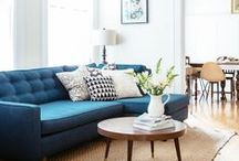 Inspired Living Areas