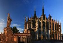 Sacred architecture of Czechia / Churches, monasteries, chapels, pilgrimage places, etc.in Czechia