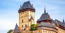 Castles of Czechia / Castles & historical monuments of Bohemia, Moravia & Silesia.