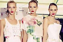 Garments, Apparel, Attire S/S / Spring/Summer