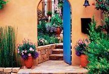 Casa / Interior e exterior, idéias.
