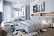 Quartos / Dormindo com estilo