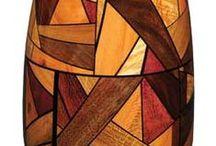 Marchetaria / Oficina de arte em madeira
