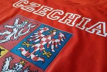 "Call our country Czechia! / The history of Czechia and the Czechs is much longer than the history of  republican state system (Czech Republic) in the country. Geographical name of the state represents permanency and timelessness of the statehood, regardless of political structure. Using only the political name represents transiency and historical discontinuity. It is not possible to say: ""Prague castle was built in the Czech Republic"". It shows the need of neutral name of the state, which is universal in time and space."