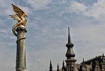 Netherlands / Hieronymus Bosch trip. Hertogenbosch, Amsterdam & other places