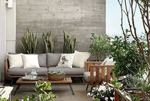 Cl@u || On the outside / Gardens, terrace, veranda and other nice things outside the house