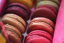Cl@u || Food - Macarons / Almost on top of my to do list, making Macarons. Yammie