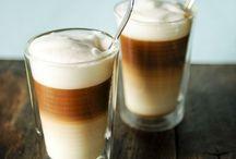 Cl@u || Hot drinks / Coffee, tea, hot chocolademilk etc.