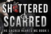 Shattered & Scarred SHMC Book 1 / Ashton and Trigger and all things related to their story