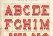 Lettering & Typography / Creative solutions for creating eyecandy and usable texts