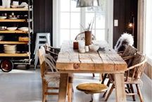 Cl@u || Wood at home / Wooden decorations at home