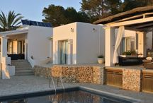 Cl@u || House La Primavera Ibiza / Foto's that I made for my review of the house La Primavera Ibiza that we rented for our vacation in May 2015