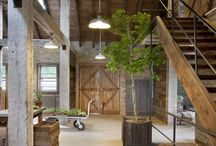 Cl@u || Industrial / Industrial interior and living