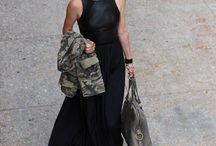 Cl@u || Black dress