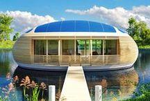 Architecture / Soluções criativas em projetos residenciais, em design. Produzindo idéias diferenciadas.