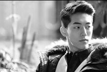 Nam Joo Hyuk / I think he is an great actor and i was really sad, that there were anti fans of him just because people didn´t wanted his character Han Yi Ahn in school 2015 to end up with Eun Bi. His acting was great in my opinion. I really loved him in Surplus Princess and he did a great job in school 2015!! I hope these anti fans would differ his character in school 2015 and himself, the model and actor Nam Joo Hyuk.