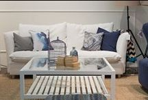 Nordic Style / Nordic leads the thoughts to life on the coast: a faint summer breeze, the scent of the archipelago, and the ocean glittering outside the window. The beautiful details in the metal fittings, the reflections in the glass and the furniture's ethereal white are the hallmarks of this beautiful collection.  All products can be found on our website http://www.soullifestyle.ie/ or visit instore where a member of the SOUL team would be happy to help.