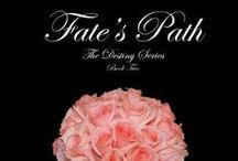 ~ 'Fate's Path' The Destiny Series book two ~ Author Deborah Ann ~ / When fate's curse sweeps upon Danielle and Cayden, the secrets behind their destiny begin to be revealed…   Will they be able to fight the darkness seeping in and swaying them, or give in to the power and passion of their all-consuming love, risking Cayden's pure soul and crossing them to the dark side…?  http://www.amazon.com/Fates-Path-Destiny-Series-Book-ebook/dp/B00CKIOI12/