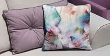 We Love Cushions! / Cushions create an instant cosy feel to any space and are often that final gem in completing a design scheme. SOUL offers a wide range of deluxe cushions available in a wonderful array of colour and fabric choices.