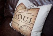 Lodge Style / SOUL boast a wide range of beautiful rustic inspired furniture in our exquistive Lodge collection. Mountain cabins with open fires, sheepskins, and strong wooden furniture all spring to mind with this collection. All products can be found on our website http://www.soullifestyle.ie/ or visit instore where a member of the SOUL team would be happy to help.