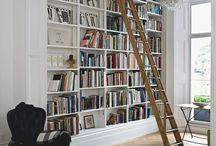 Cl@u || Books / Books as decoration