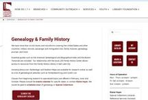 Genealogy at Laramie County Library / LCLS offers a wide variety of tools for your genealogy research; here are some links to get you started. Come in to use our Ancestry.com library edition and much more!
