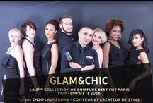 Glam & Chic 2016 / 2ème collection BEST CUT PARIS - Printemps-Eté
