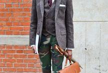 Suit & Tie sh**