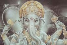 elephant and ganesh
