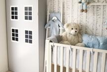 Nursery/Kids room / by Marie Hermine