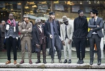 Cool style for coolest people / The best fashion styles seen at Pitti Immagine fashion fairs