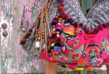 Hmong hand crafted bags