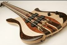 Bass & Beats / My passion for bass guitars and drums.   Slave to the rhythm!  / by Dennis T.