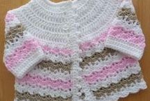 crocheted cuties