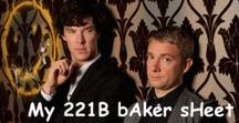 Sherlock / BBC obsession