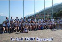 RIGA Staff / Lo staff di Rigamonti settore per settore
