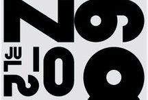T Y P O G R A P H Y / Typography, letters, posters, prints