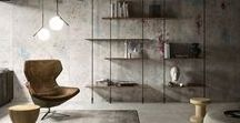 Tiles | Cedit / The CEDIT - Ceramiche d'Italia brand has been synonymous for over fifty years with ground-breaking experimentation in the design and technology of ceramic coverings.