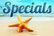Special Offers / Special offers are only available for a limited time. Book your trip today! http://www.longbay.com/specials-new.htm