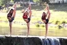 Cheerleading! / by Karen Miller