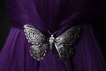 Purple  / My favourite colour!!! / by Donna Sherman