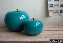 Blue Deco Sphere