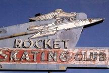 vintage signage / by Bill Kendig