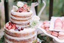 Wedding Cakes Ideas / Wedding Cake Inspo